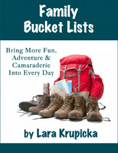 Family Bucket Lists by Lara Krupicka