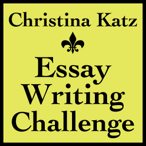 Christina Katz Essay Writing Challenge