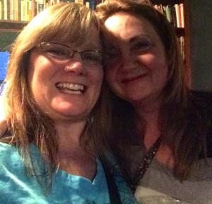 Selfie with Shari MacDonald Strong