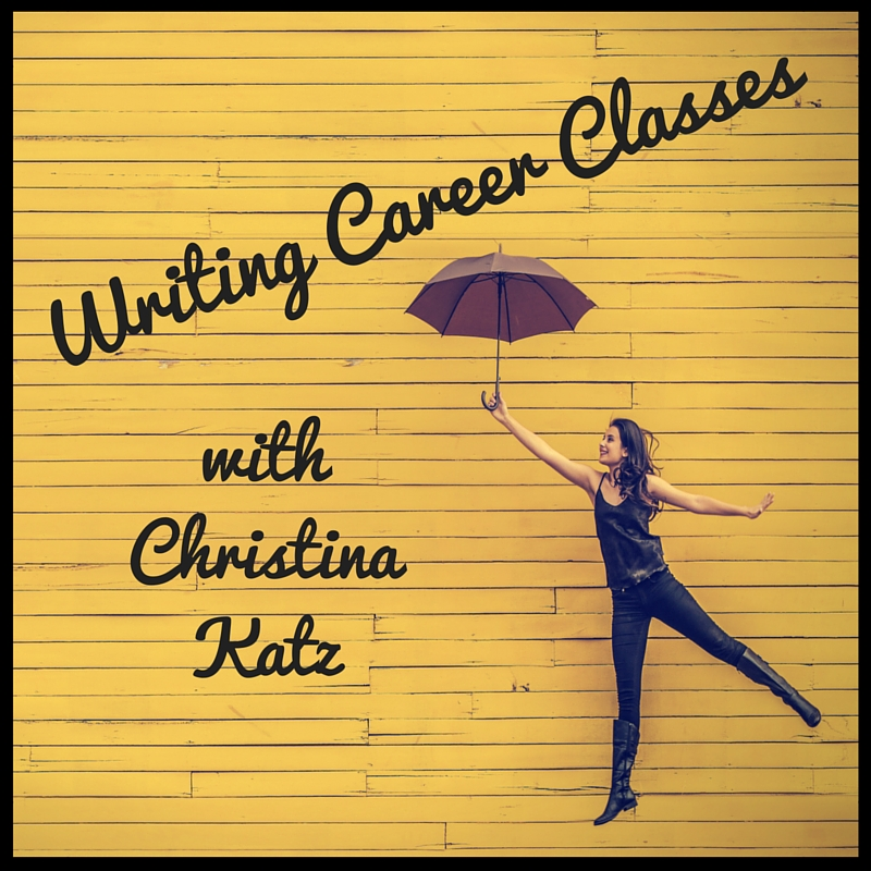 Writing Career Classes